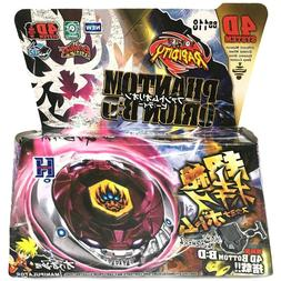 Phantom Orion B:D Metal Fury 4D Beyblade Starter Set w/ Laun
