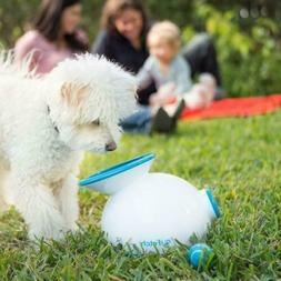 iFetch Automatic Ball Launcher for Small Dogs - Mini Tennis