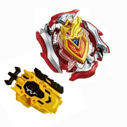 Beyblade Burst Z Achilles Spinning B-105  Booster With L-R S