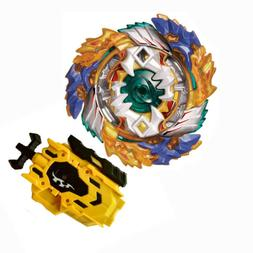 Beyblade Burst Fight Geist Fafnir.8`.Ab  Booster B-122 With