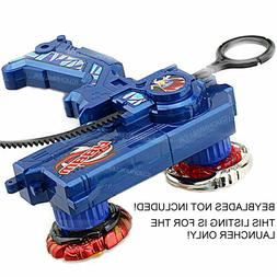 beyblade duotron dual launcher ripper wbba version