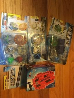 Beyblade Lot Of 4, Brand New Sealed L/r Launcher Burst Lot D