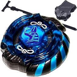 Beyblade Mercury Anubis  Black Blue Legend STARTER SET LAUNC