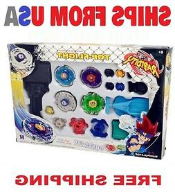 Beyblade Metal Fusion Masters Fight Launcher Rare Gift Toy S