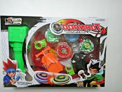 Beyblade Metal Master Fusion fight Launcher Grip String Supe