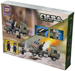 brictek army rocket launcher justice