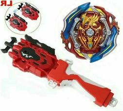 Burst Beyblade Spinning GT B-150 Union Achilles Cn With Grip
