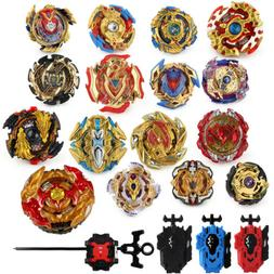 Beyblade Burst Gold Spinning Top Metal Fusion Masters And La