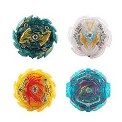 burst toys metal funsion no launcher spinning