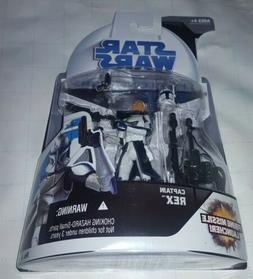 Captain Rex No. 4 Clone Wars Action Figure Star Wars Missile