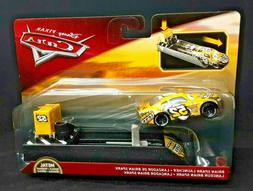 DISNEY PIXAR CARS BRIAN SPARK LAUNCHER #52 METAL DIE-CAST VE