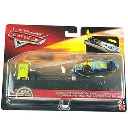 Disney Cars Floyd Mulvihill Launcher Toy Vehicle