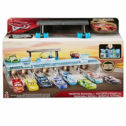 Disney Pixar Cars Ultimate Launcher and Carrying Case Works