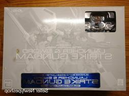 BANDAI CHOGOKIN METAL MATERIAL MODEL Launcher & Sword Strike