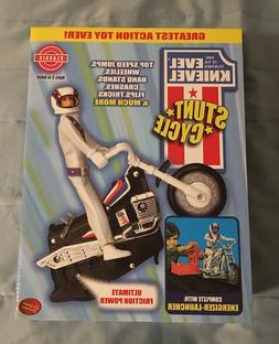 Classic Series Evel Knievel Stunt Cycle And Energizer-Launch