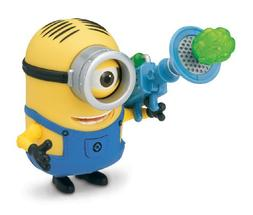 Despicable Me 2 Deluxe 4.75 inch Action Figure - Stuart with