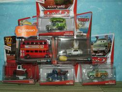 Disney Pixar Cars: Deluxe, Doubles, Launchers & More