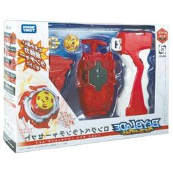 Genuine Takara Tomy Beyblade Burst Set System B-123 Long Bey