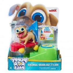 Just Play Disney Puppy Dog Pals On The Go Figure Pack Rolly