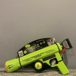 K9 Kannon Tennis Ball Launcher Gun Shooter Fun Dog Thrower R