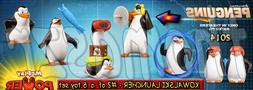 KOWALSKI LAUNCHER toy #2 Penguins of Madagascar Movie McD/Dr