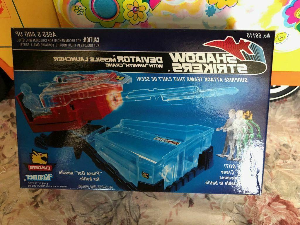1990 shadow strikers deviator missile launcher wraith