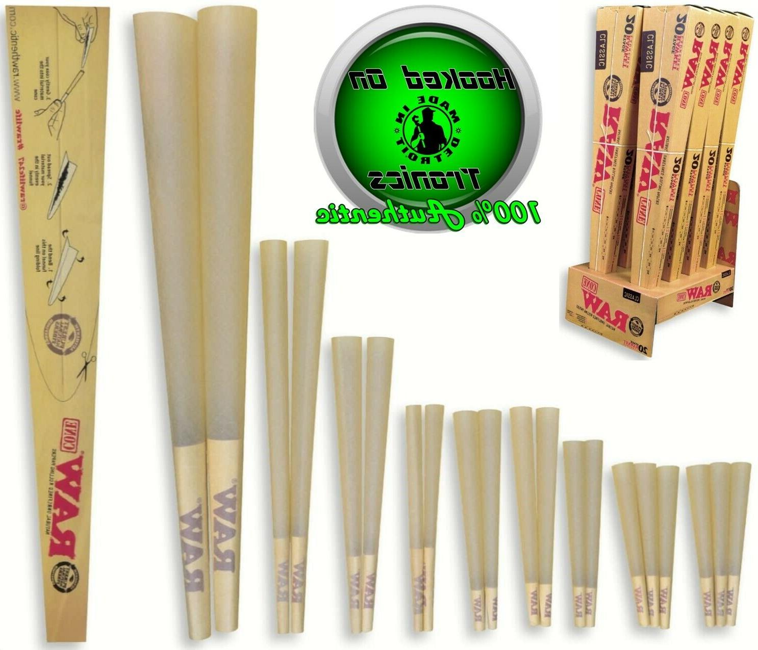 Raw Launcher - assorted Sized cones USA