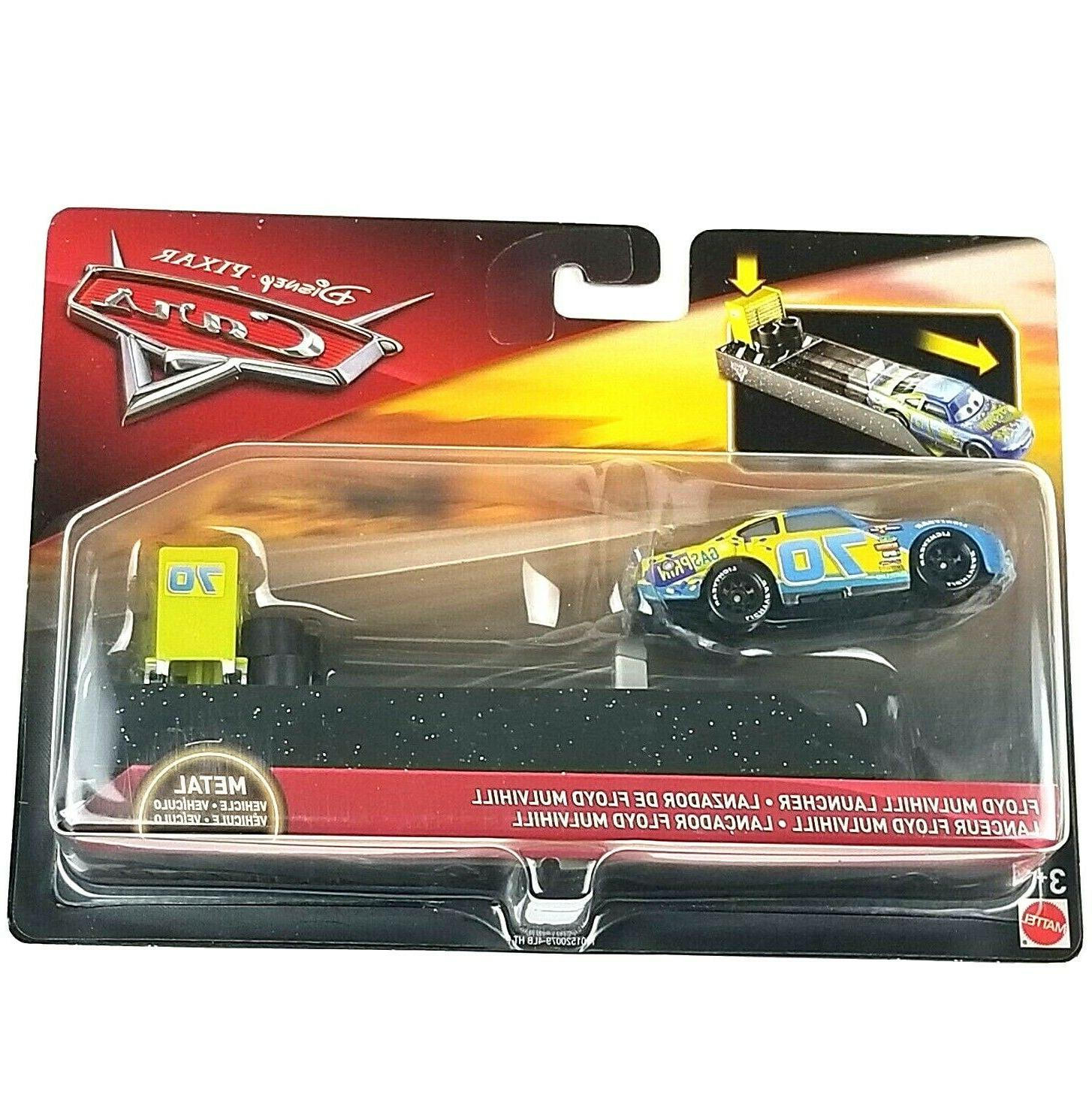 cars floyd mulvihill launcher toy