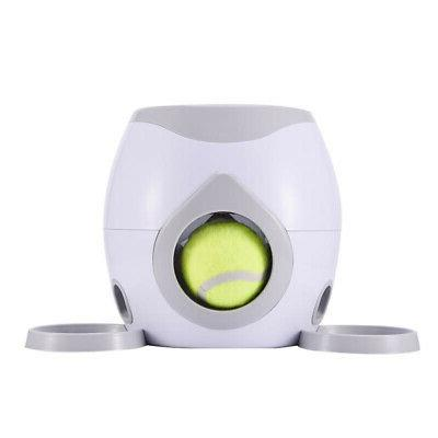 catapult for dogs pet interactive tennis ball