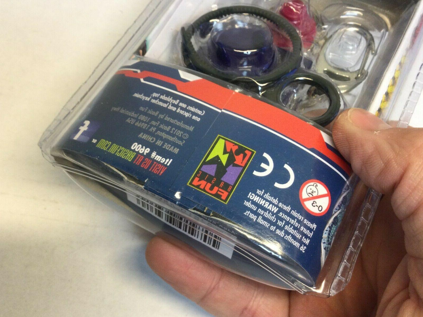Keychain Beyblade Byxis With Ripcord And Launcher Sealed