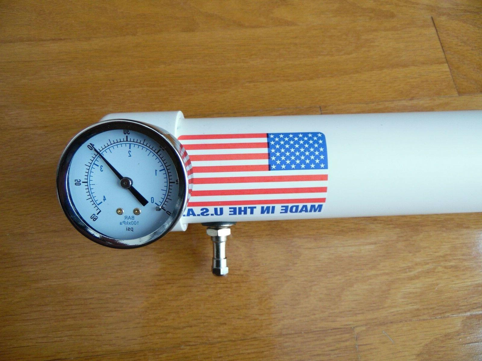 Pneumatic Launcher Dipole Complete USA