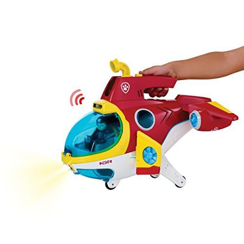 PAW Patrol Transforming with Lights Sounds 3