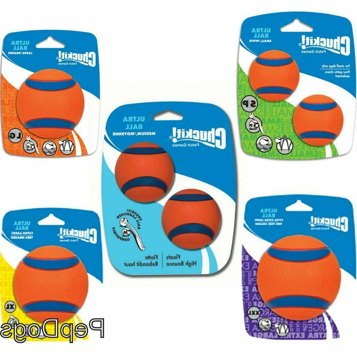 ultra ball durable rubber fetch floating dog