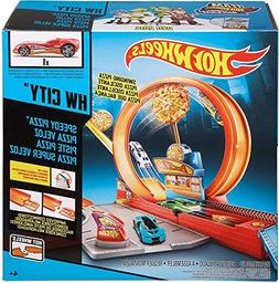 Hot Wheels Mattel Speedy Pizza Set