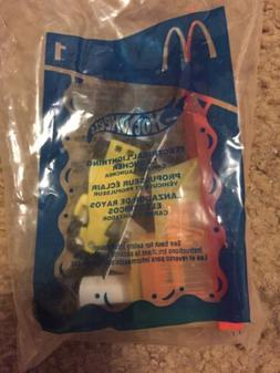 MIP McDonald's 2002 Hot Wheels #1 ELECTRIC LIGHTNING LAUNCHE