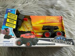 Wheels Monster Truck with Launcher