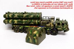 New 1/72 Russia S-300 Missile System Launcher Truck 5P85S /