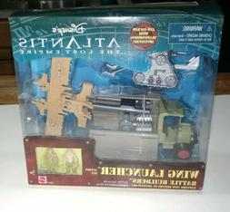 New Disney Atlantis The Lost Empire Wing Launcher Battle Bui