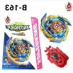 New Beyblade Burst Super King B-163 Booster Brave Valkyrie w