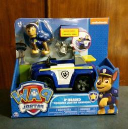 Paw Patrol CHASE'S Highway Patrol Police Cruiser Drone Launc