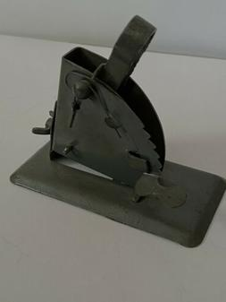 Rare Antique Toy Launcher / Military Toy