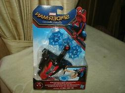 HASBRO SPIDERMAN HOMECOMING SPINNING SPIDER WEB LAUNCHER: :