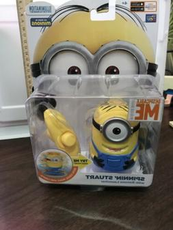 Spinning Minion Toy The Despicable Me Stuart with Sound Effe