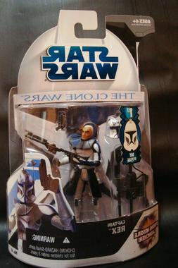 STAR WARS CLONE WARS CAPTAIN REX NO. 4 MISSILE LAUNCHER 1ST