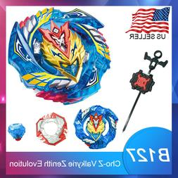 Turbo Valtryek Beyblade Burst B-127 STARTER SET w/L-R Launch